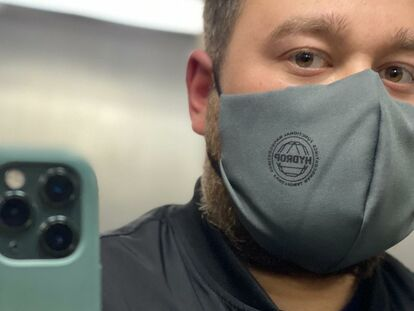 Respirator 800 размер XXL limited edition
